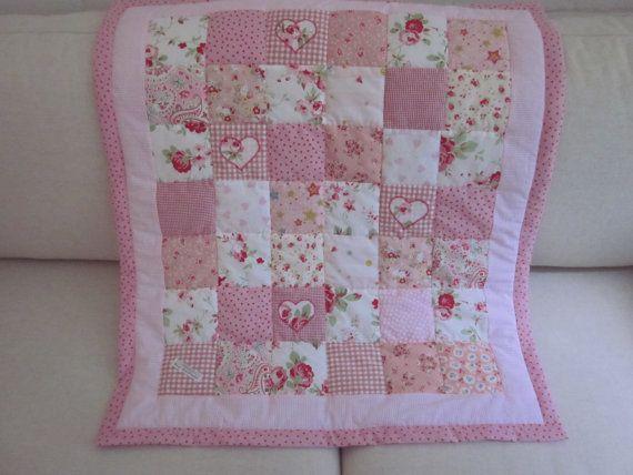 Patchwork Bambini ~ Colcha bebe patchwork bebek battaniyesi patchwork