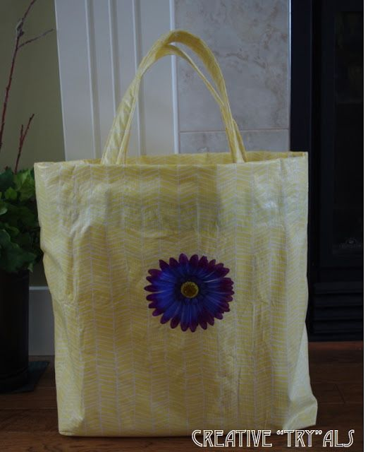 I Needed A Fairly Large Gift Bag For A Mother's Day Gift