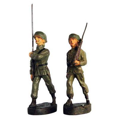 Soldados De Juguete Fabricados En America Del Sur Y Mexico Chilin Soldados De Juguete Soldados Soldado Del Ejercito