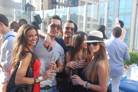 rooftop party nyc - Google Search