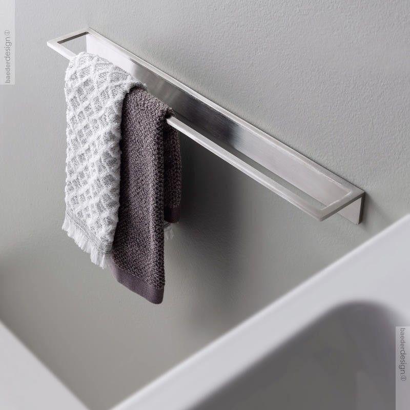 Treemme Serie 5mm Handtuchhalter 60cm 9005 Porte Serviette