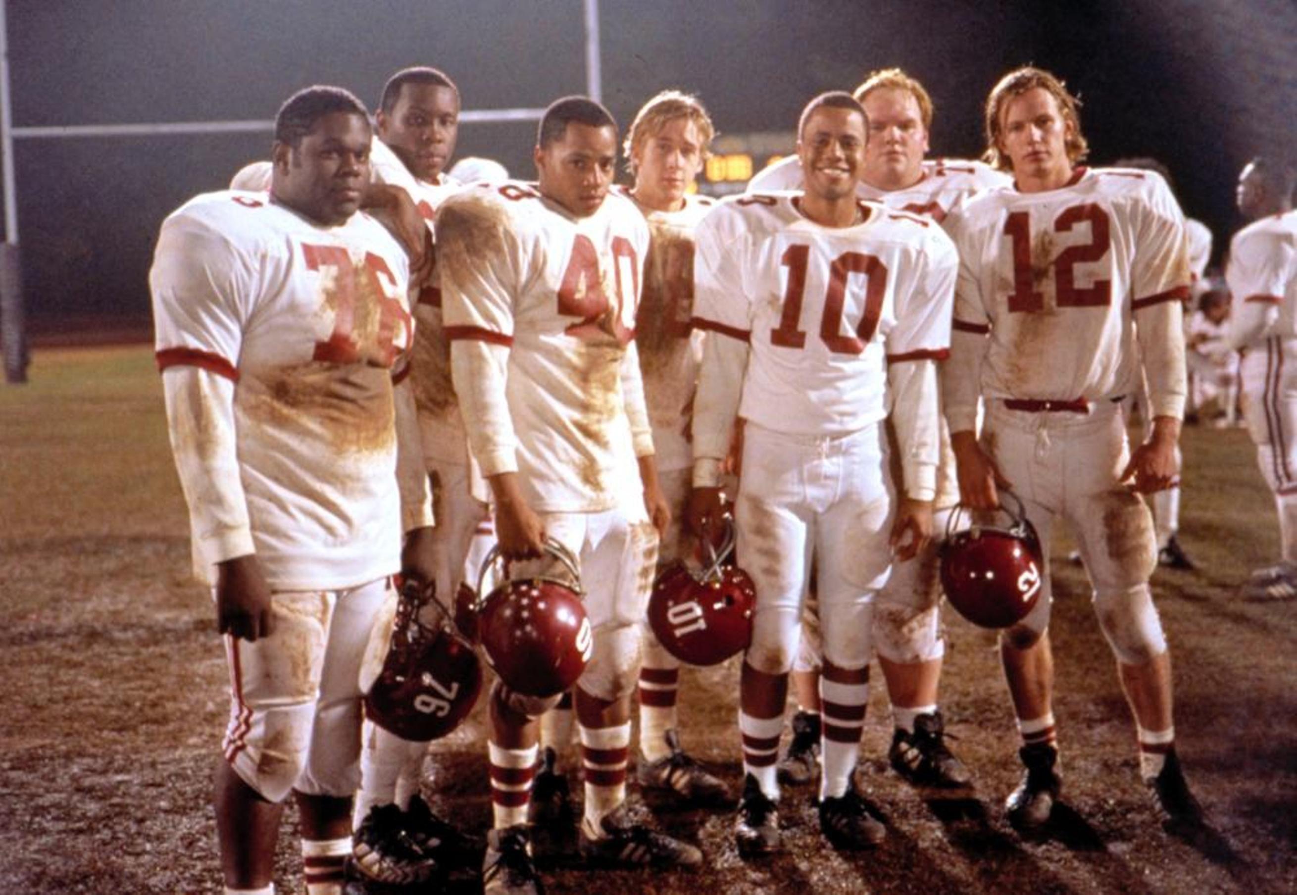 Remember The Titans Movie Still L To R Earl C