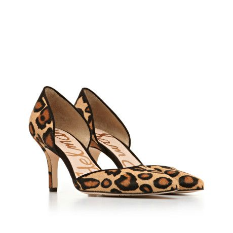 Women's Sam Edelman Opal New Nude Leopard SamEdelman.com
