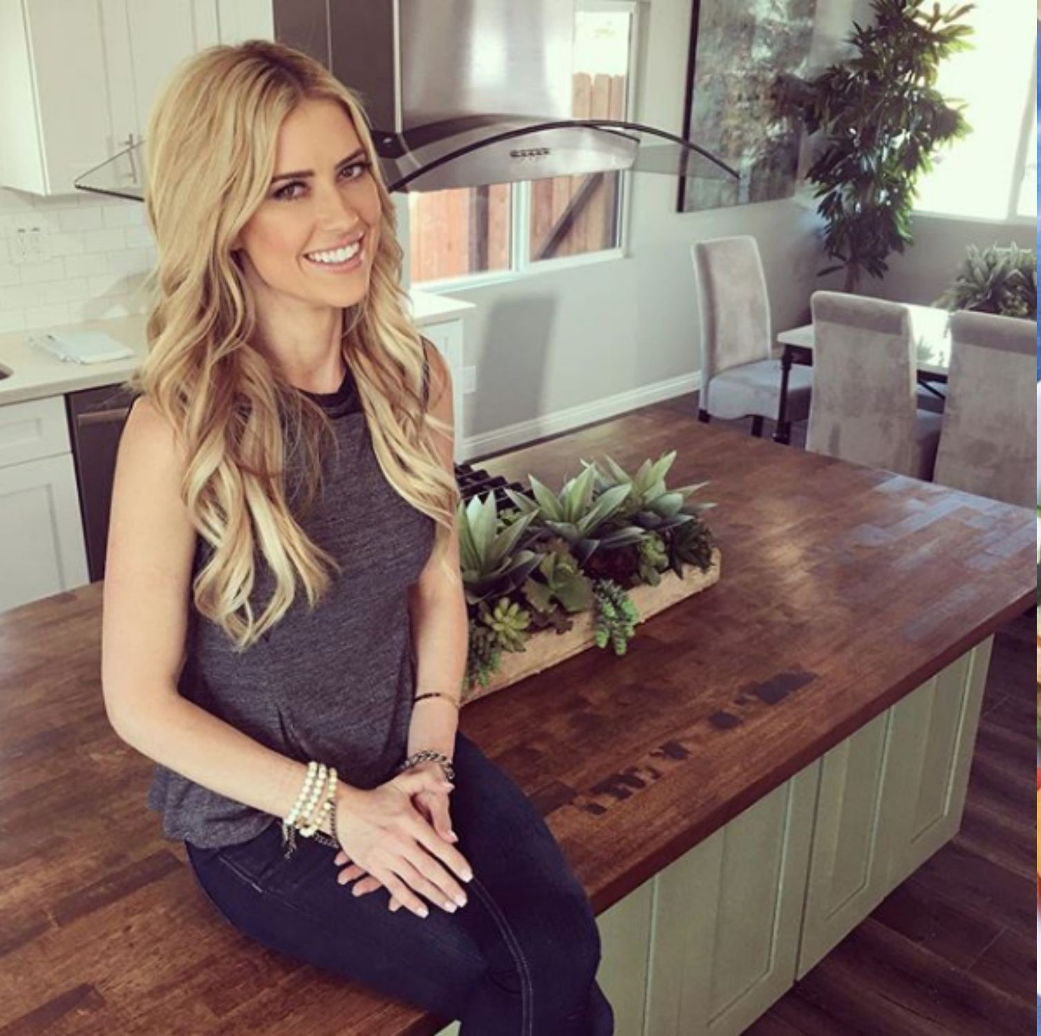 HGTV's Christina Anstead Does One Intense Workout to Stay