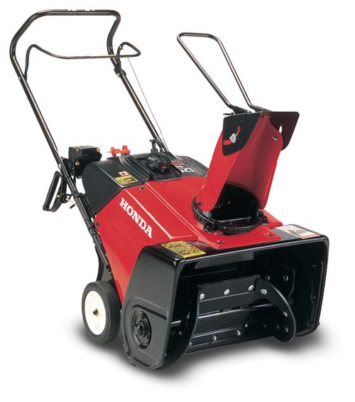 With The Cold Conditions Today Some Will Have To Take Their Honda Snowblower Out Of Storage Snow Blower Honda Outdoor Power Equipment