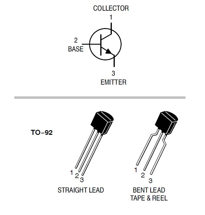npn transistors   bc547    bc548    bc549    bc550