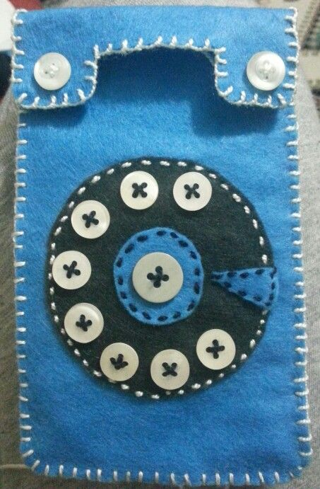 Hand made phone case. Zynp