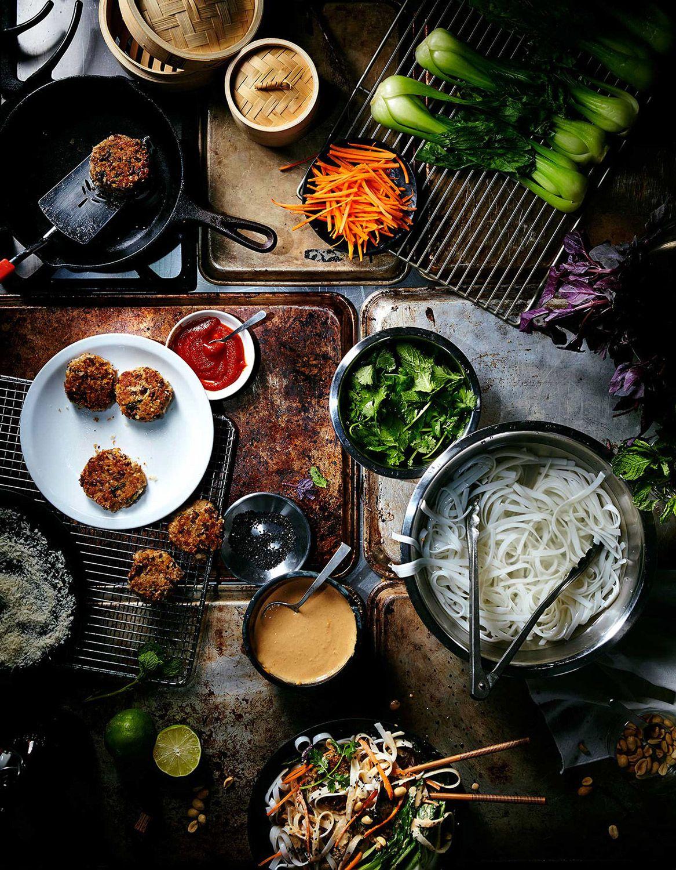 día de preparación de comida