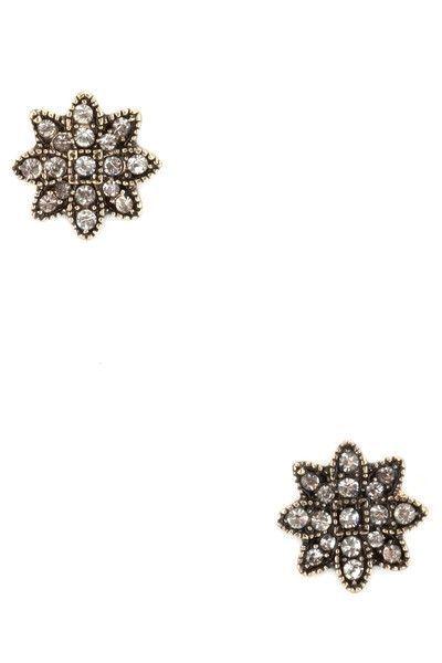 Firefly Jeweled Studs