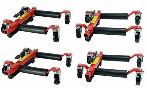 OTC Tools 1580 Stinger 1,500 lbs Easy Roller Dolly