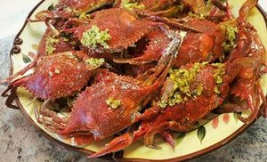 Crab Dinner With Sides For Two Or Four At Little New Orleans Kitchen Oyster Bar Up To 45 Off Oyster Bar Crab Oysters