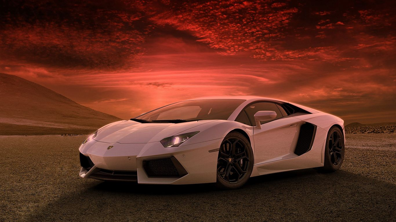 Lamborghini Aventador Doomsday HD Wallpaper With Large Resolution