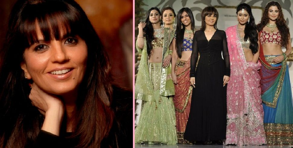 The Motivational Story Of Neeta Lulla Journey From A Tomboy To A Renowned Fashion Designer Fashion Design Neeta Lulla Fashion