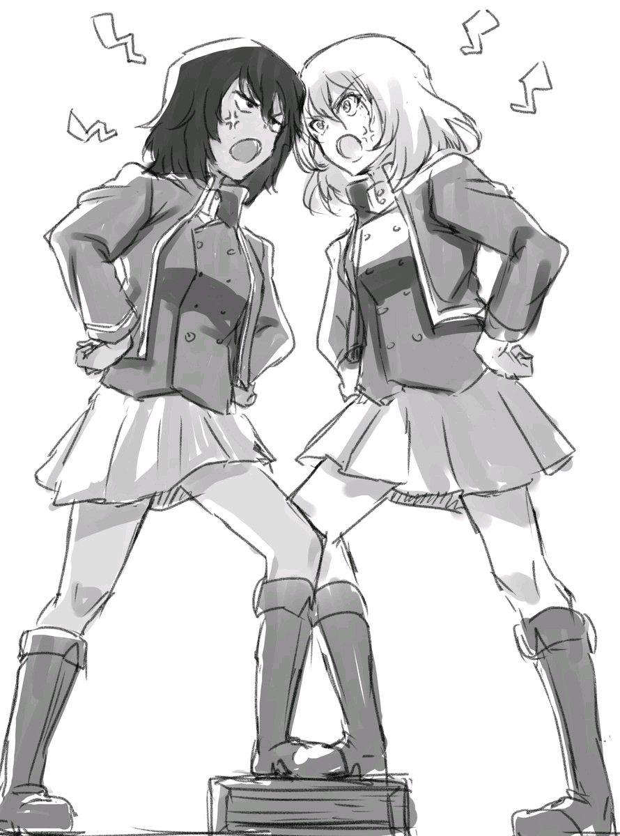 「Girls und Panzer」おしゃれまとめの人気アイデア|Pinterest|Final Shinji