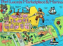 map of freeport bahamas cruise port Map Of Port Lucaya In Freeport Grand Bahama Freeport Map map of freeport bahamas cruise port