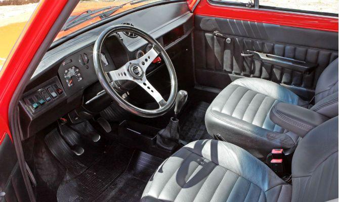 Empresario Resgata Fiat 147 Rallye Carros Carro Br Carro