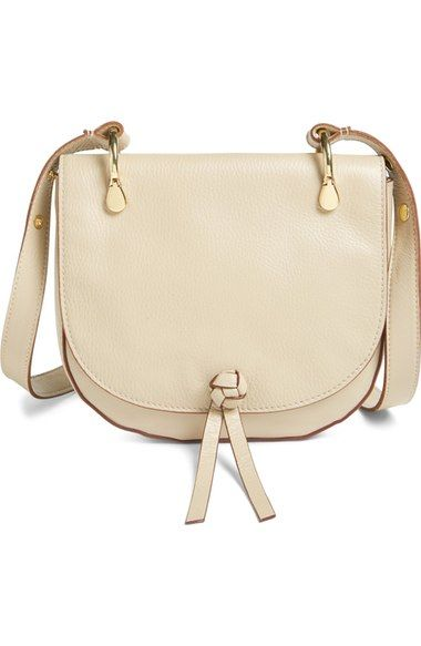 Elizabeth And James Zoe Leather Saddle Bag Available At Nordstrom