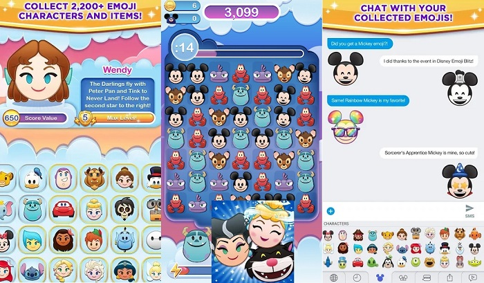 Top 10 Best Free Emoji Apps For Android Users Disney Emoji Blitz In 2020 Free Emoji Android Apps Emoji