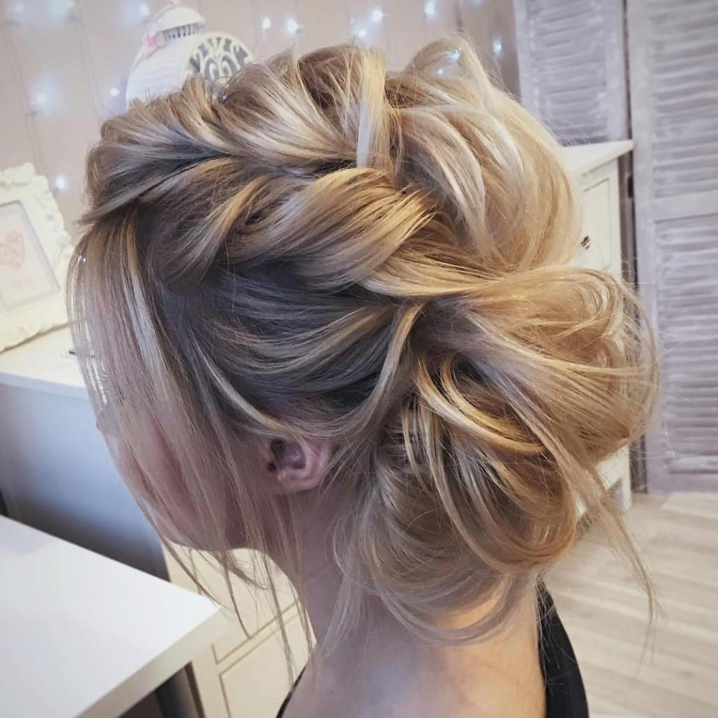 trendiest updos for medium length hair pinterest updo