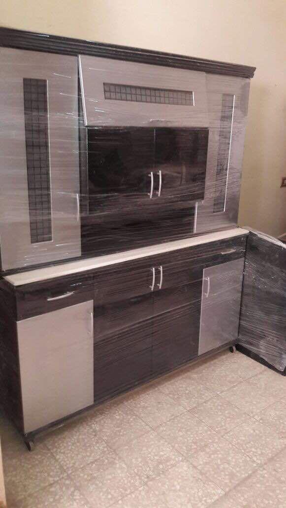 معلومات عن الاإعلان مطبخ خشب كونتر مدهون دوكو ضد المياه مقاس 160سم السعر 1250 للتواصل 01022911290 Wall Oven Double Wall Oven Kitchen Appliances