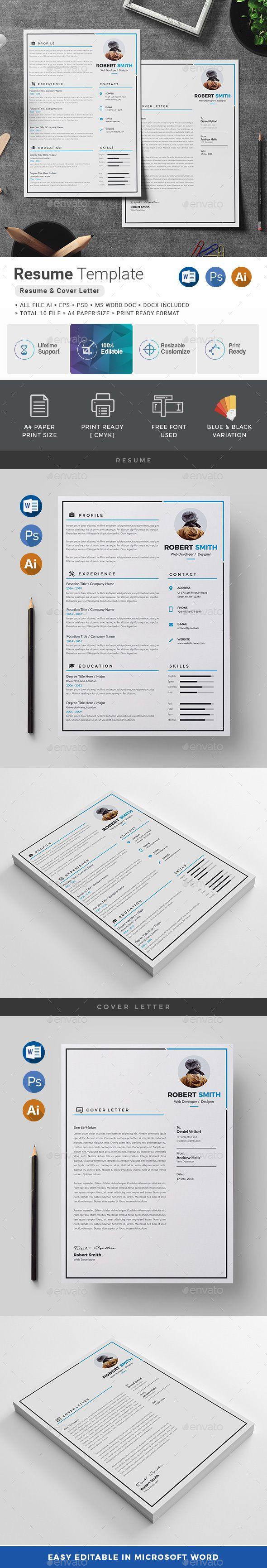 Resume Resume Best Resume Template Resume Template