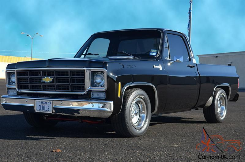 1978 Chevrolet Truck C10 Silverado C10 Chevy Truck Chevrolet