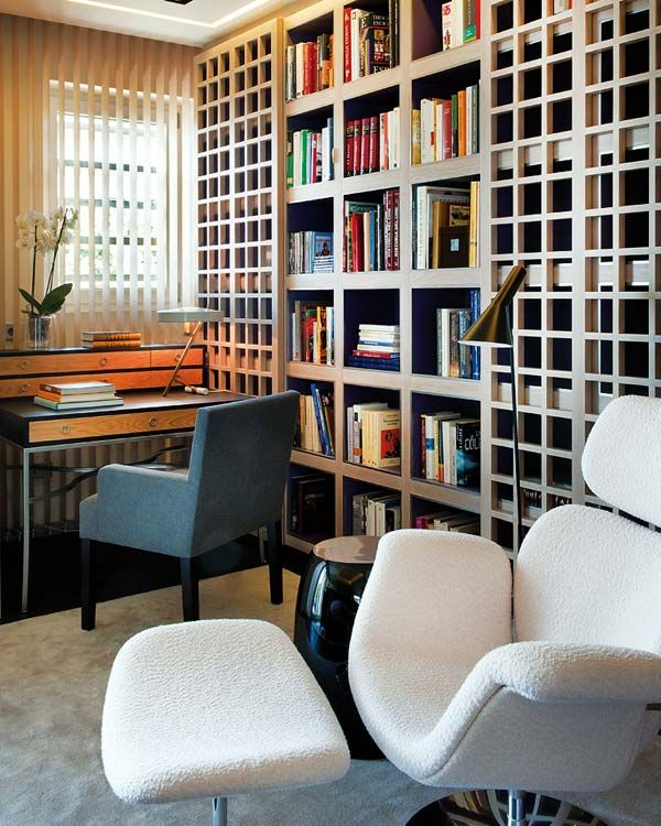 Un piso con interiorismo de pascua ortega bureau la - Pascua ortega decorador ...