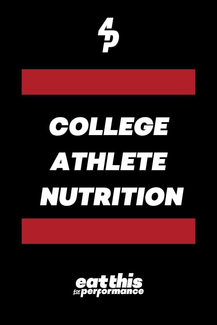 Hochschulsportler Ernährung   - College Athlete Nutrition - #Athlete #College #Ernährung #Hochschulsportler #Nutrition #athletenutrition