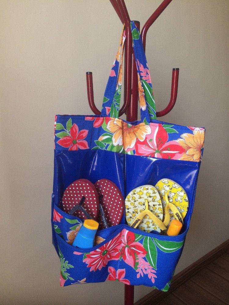 Bolsa De Tecido Pinterest : Mais de ideias ?nicas bolsa praia no
