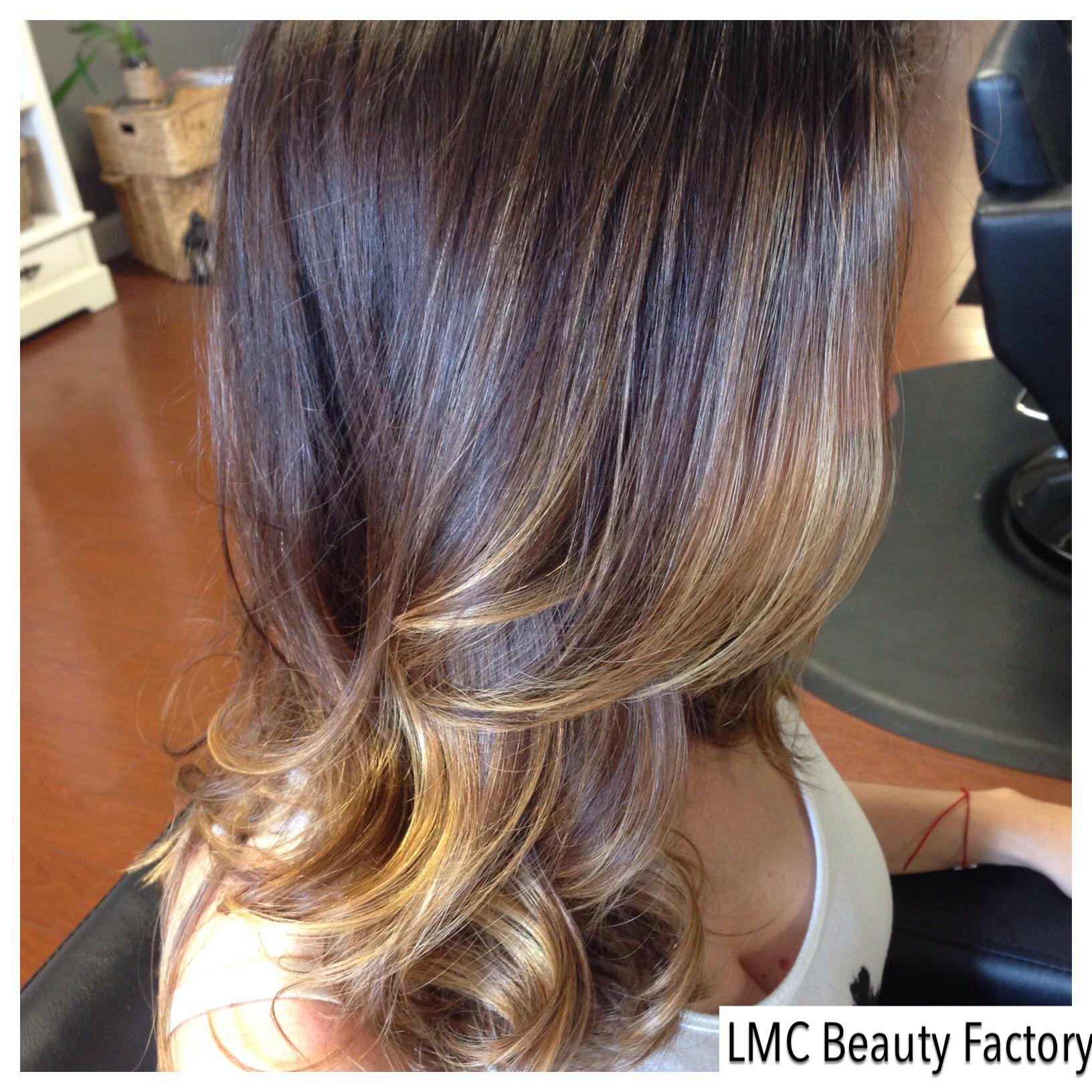 Ombré hair | LMC Beauty Factory | Leslie Marie Carreno