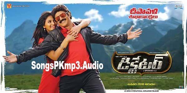 Dictator Telugu Movie Full Mp3 Songs Album Download Album Songs Mp3 Song Hindi Movie Song