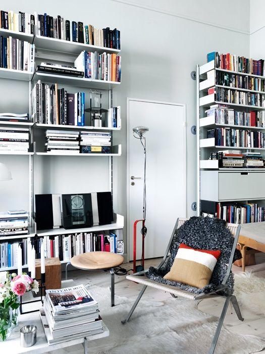 Living room • via J. Ingerstedt