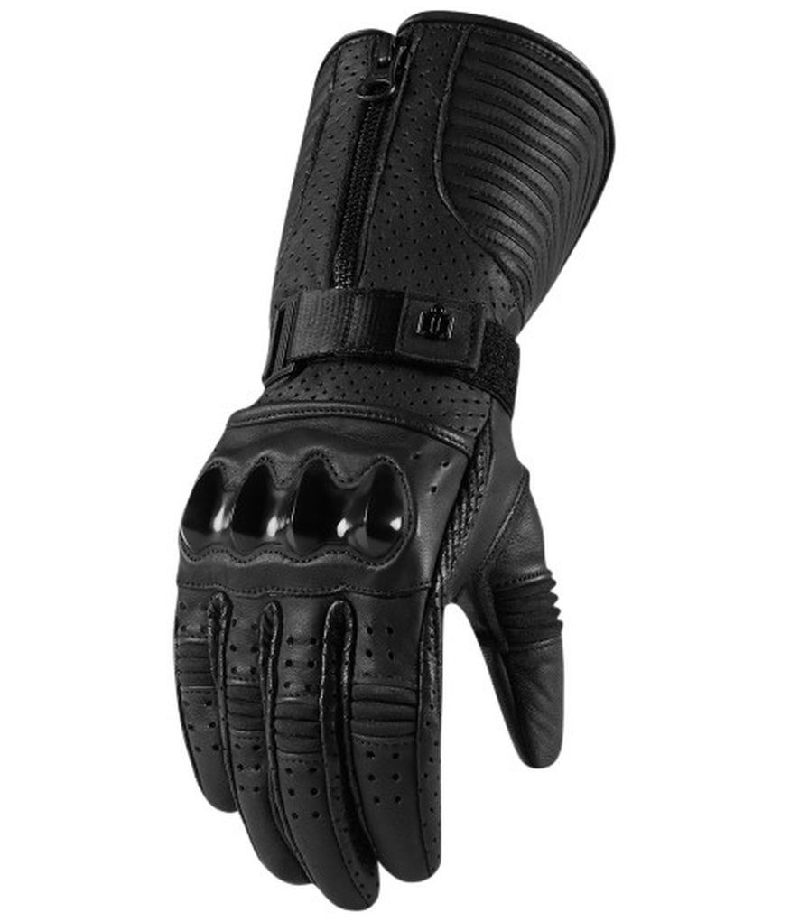 Dp icon 1000 fairlady womens motorcycle glove