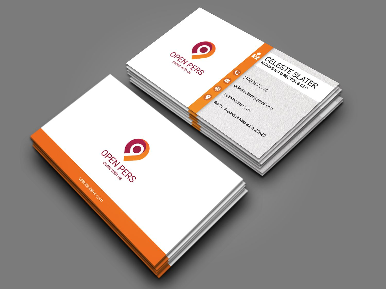 Corporate Business Card Design Business Card Design Business Card Design Creative Corporate Business Card Design