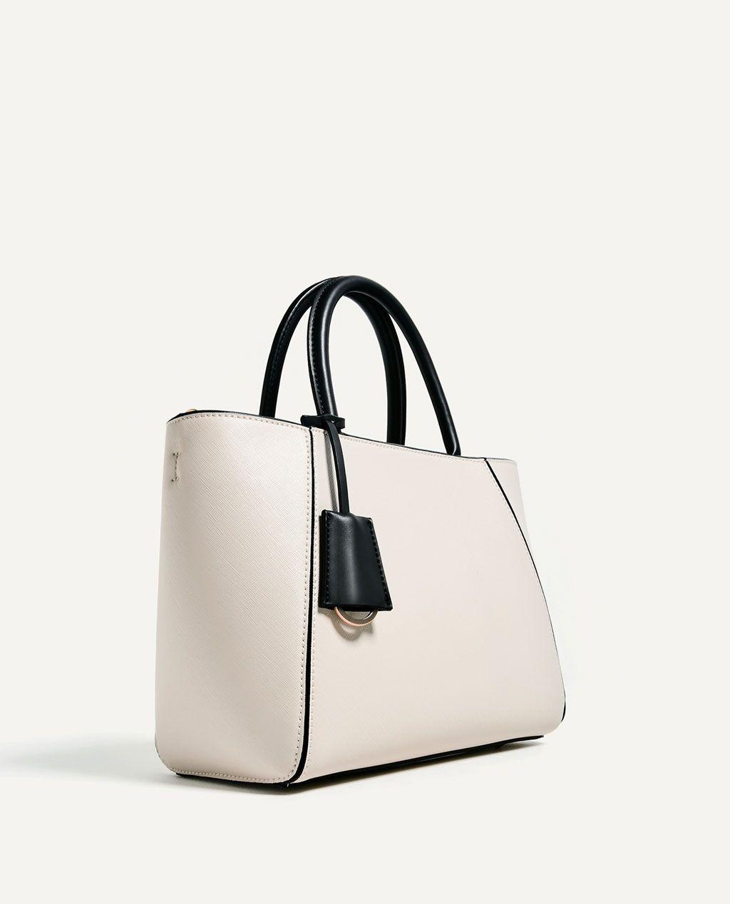WeekyWish  20   rouna   Bags, Tote Bag et Zara tote bags 7cacc189d96