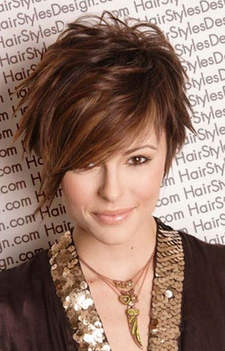 Plus Size Short Hairstyles for Women Over 40 | Simple Your Hairstyle ...