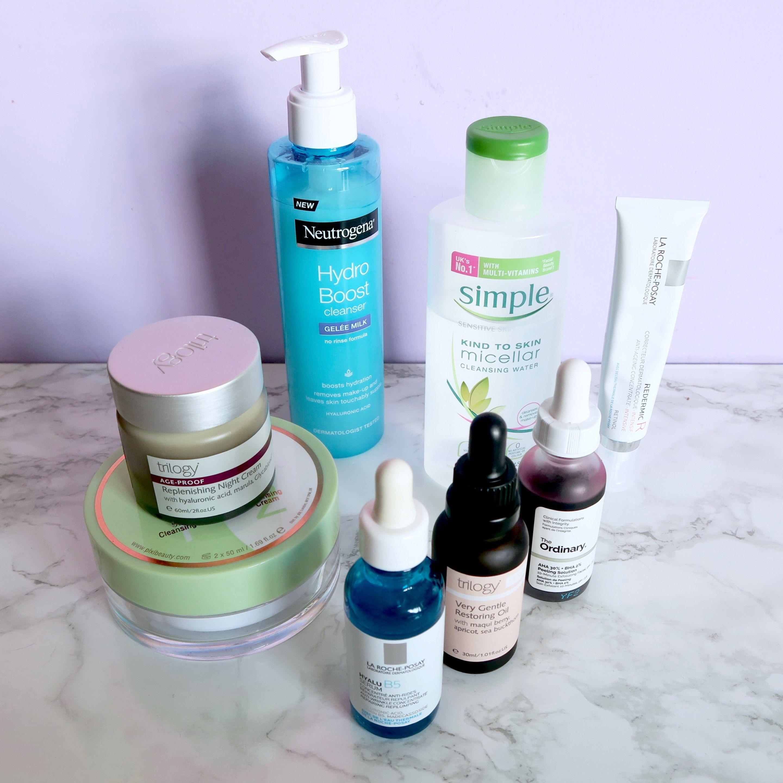 Skincare Shake Up December '17 Edition Sensitive skin