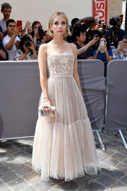 Resultado de imagem para dior haute couture winter 2019 hollywood celebrities