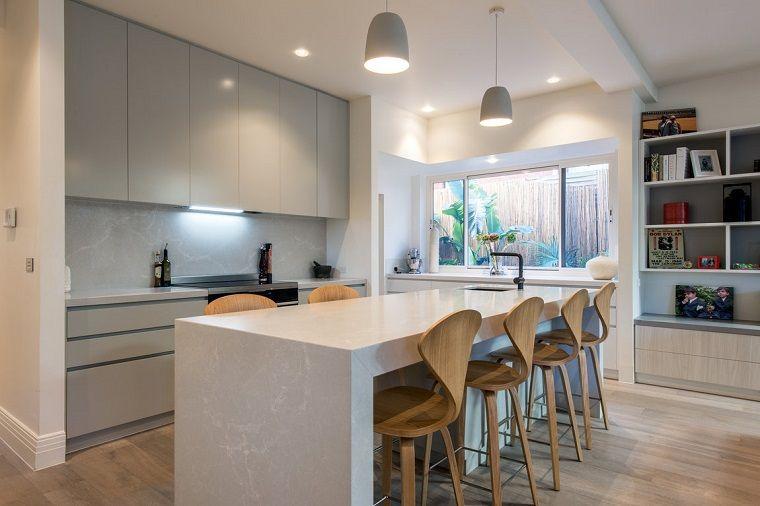 Cocinas Practicas Funcionales Y Originales Consejos Interiores - Cocinas-practicas-y-modernas