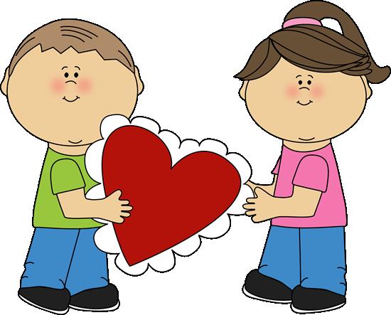 Valentine S Day Kids Happy Valentines Day Clipart Valentines Day Clipart Valentine Cartoon