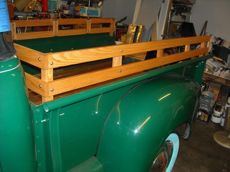 How To Assemble An Ad Pickup Trucks Bed Truck Bed Rails Wood Truck Bedding