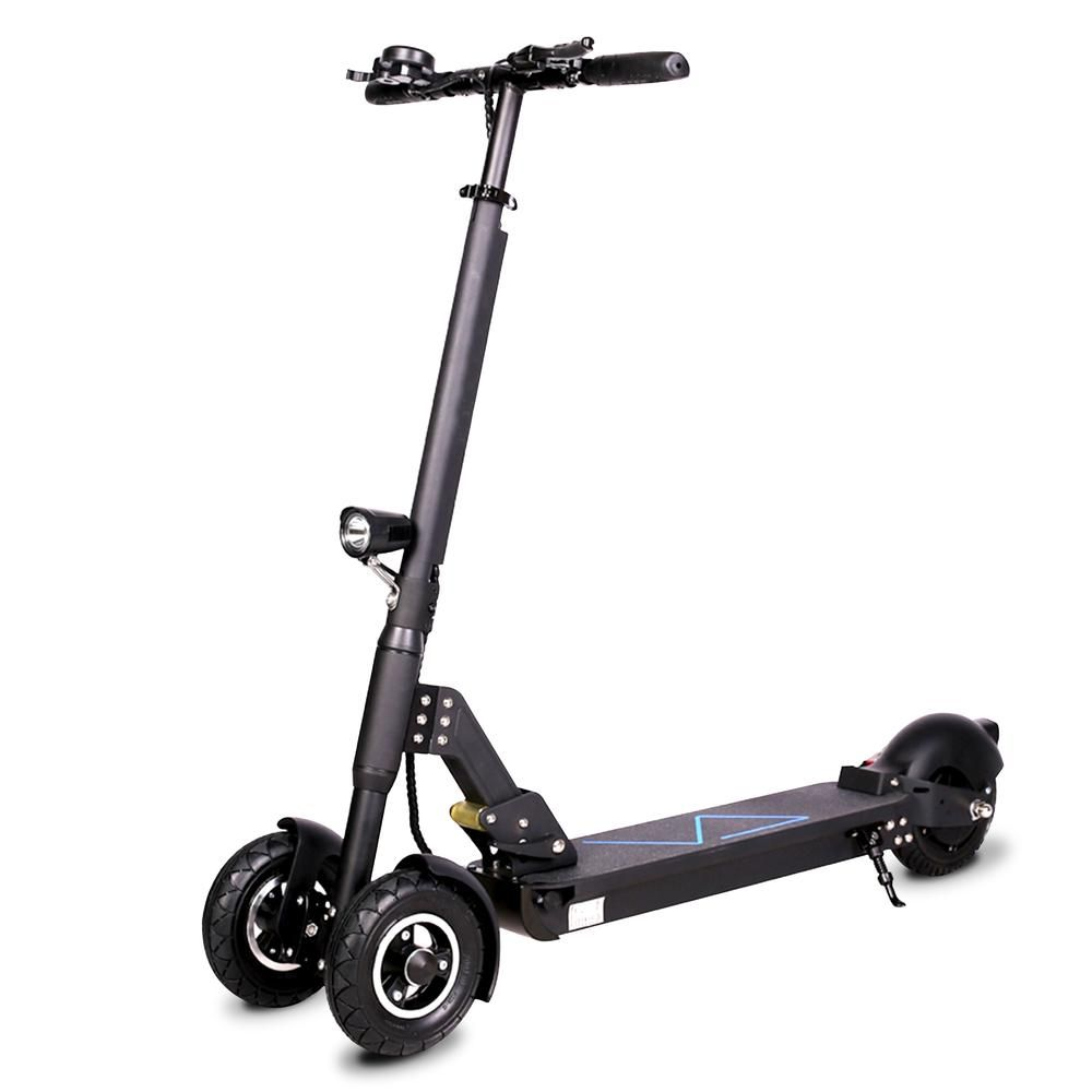 Tri Star 3 Wheel Electric Scooter With 8 Inch Wheels 350w Motor Patented Electric Kick Scooter By City Hopper Use Code Springsale For 100 Off