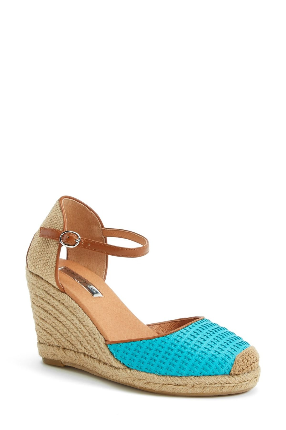cdf1e33388ac Halogen - Sandra Wedge Espadrille at Nordstrom Rack. Free Shipping on  orders over  100.