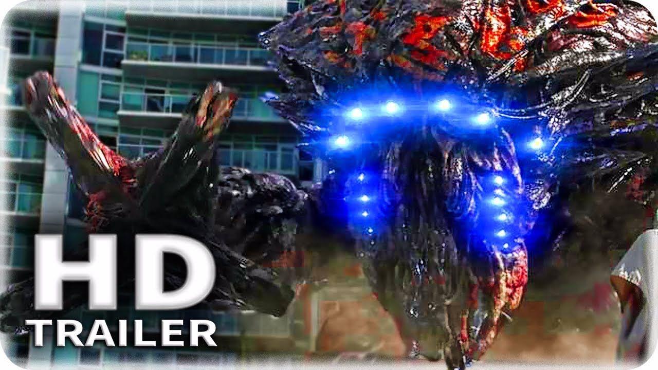 SKYLINE 2 Official Trailer 2 (2017) Alien Invasion