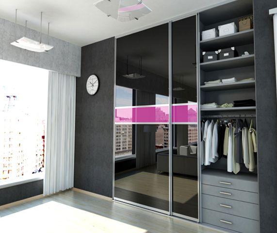 Closet1 Grey Bathrooms Designs Modern Closet Closet Storage Design