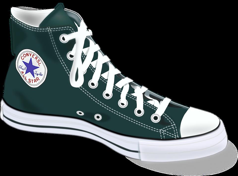 Free Image on Pixabay Chucks, Converse, Shoes, Footwear