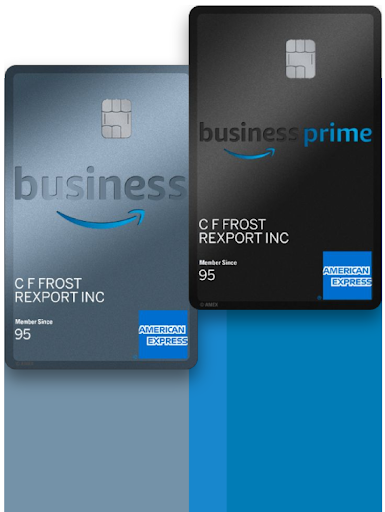 Amazon Prime Business Credit Card As Its Name Suggests The Amazon Business Prime Ameri Business Credit Cards Small Business Credit Cards American Express Card