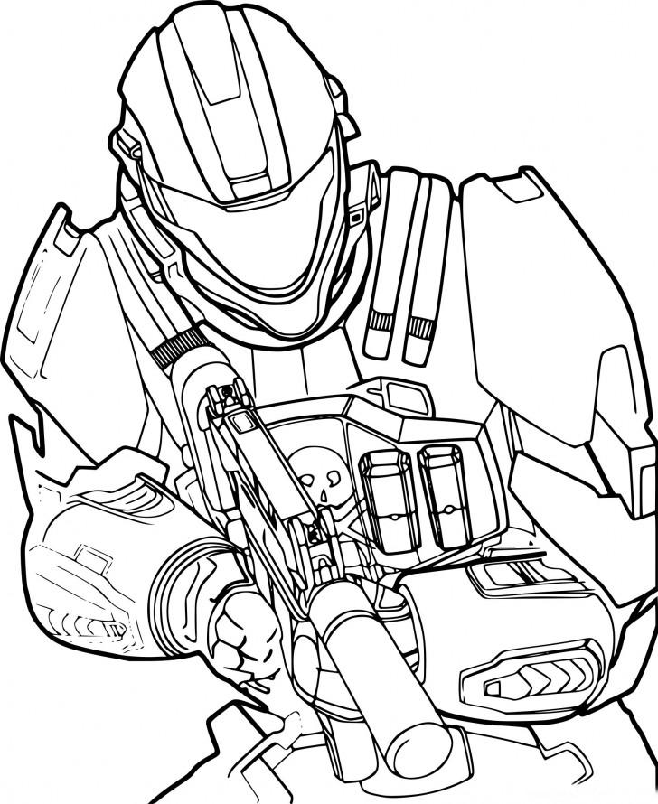Halo Coloring Book Halo Dibujo Libro De Colores Dibujos Animados Para Dibujar