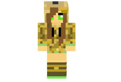 Ways To Install Ocelot Jumper Skin Minecraft Girl Skins Http - Skins minecraft para la 1 8