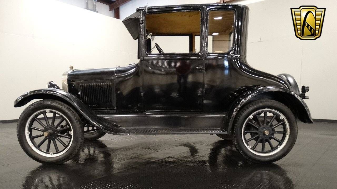 1926 Ford Model T Sedan | Old Rides of the Past | Pinterest | Ford ...
